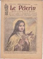 Le Pélerin 17 Mai 1925 Soeur Thérèse , La Pologne En Danger... - 1900 - 1949