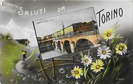 Saluti Da Torino - Ponte Vittorio Emanuele - Bridges