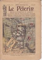 Le Pélerin 29 Mars 1925 Scaphandre, - Libros, Revistas, Cómics