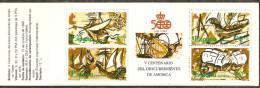 1990-ED.3079C-CARNET V CENTENARIO-NUEVO- - Blocs & Hojas