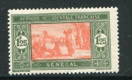 SENEGAL- Y&T N°107A- Neuf Avec Charnière * - Neufs