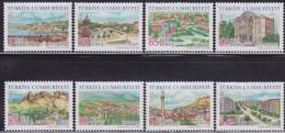 LR90. Turkey, 2008, Turkish Regions 1st Issue Complete, MNH (**) - 1921-... Republic