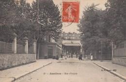 D 92 - ASNIERES - Rue D'Anjou - Asnieres Sur Seine