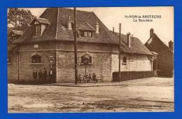 St Nom La Breteche . La Rauchère . Yvelines . Carte Postale Ancienne  :  Sépia . Bon état . - St. Nom La Breteche
