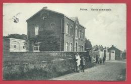 Nethen - Maison Communale - Feldpost - 191? ( Voir Verso ) - Grez-Doiceau