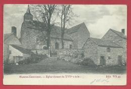Xhignesse - Eglise Datant Du XVIIe Siècle  - 1906 ( Voir Verso ) - Hamoir