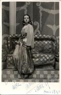 Photographie Grimaz H. Oran Danseuse 1949 - 139 X 90 Mm - Photographie