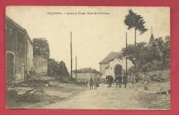 Rossignol - Centre Du Village, Route De Neufchateau ( Voir Verso ) - Tintigny