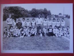 Photo Presse 1988 - Football Tournoi Du Souvenir Arthur Andry à Wasmes - Minimes Paturages Et Maurage ( 18 Cm X 12 Cm ) - Colfontaine