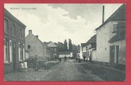 Velaines - Rue De La Poste ( Voir Verso ) - Celles