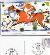 VERONA  - 1999 -101° FIERACAVALLI - Unione Nazionale Allevatori Galoppo - (2) - Cavalli