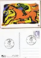 VERONA  - 1999 -101° FIERACAVALLI - Unione Nazionale Allevatori Galoppo - (3) - Cavalli