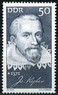 A11-17-6) DDR - Michel 1649 - ** Postfrisch - 50Pf  Johannes Kepler - [6] Oost-Duitsland