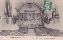 LA ROQUEBRUSSANNE (83) - Notre-Dame De La Nativité - La Roquebrussanne