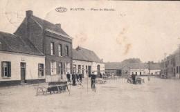 Blaton Place Du Marché 1922 - Bernissart
