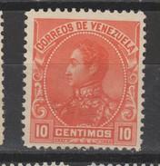 Yvert 60 (*) Neuf Sans Gomme - Venezuela