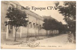 40 - SAINT-VINCENT-de-TYROSSE - Usine BELLOCQ +++++ Marcel Delboy, Bordeaux, #5 +++++ 1926 ++++++ RARE - Saint Vincent De Tyrosse