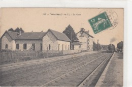 41 VOUZON LA GARE TBE - Frankrijk