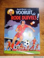 Ronnie Hansen Vertelt...VOORUIT RODE DUIVELS ! - R. Reding - Ronnie Hansen