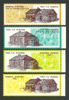 B35-34 CANADA-USA Winnipeg Pembina Bileski Local Post 1979 MNH - Local, Strike, Seals & Cinderellas