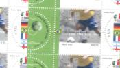 CAMPEOES DO MUNDO 2002 BRASIL BRESIL BRAZIL COMPLETE SET TETRACAMPEON WORLD CUP FIFA FOOTBALL MNH SERIE COMPLETA - Brasil