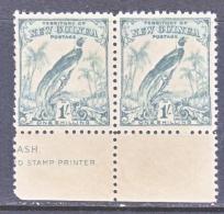 NEW  GUINEA   41 X 2      ** - Papua New Guinea