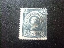 NEWFOUNDLAND TERRANOVA  TERRE NEUVE 1890 Victoria Yvert Nº 45 º FU - Newfoundland