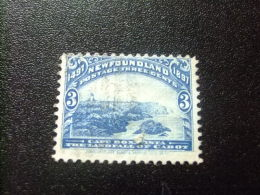 NEWFOUNDLAND TERRANOVA  TERRE NEUVE 1897 Cabo Bonavista Yvert Nº 50 º FU - Newfoundland