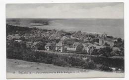 (RECTO / VERSO) HOULGATE - N° 73 - VUE GENERALE PRISE DU BOIS DE BOULOGNE - CPA - Houlgate