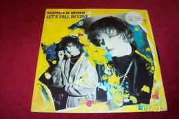 GRAZIELLA  DE  MICHELE  ° LET'S FALL IN LOVE - 45 T - Maxi-Single