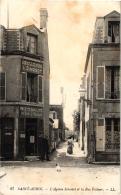 SAINT AUBIN AGENCE SIMONOT ET RUE PASTEUR(CACHET HOPITAL COMPLEMENT 32) REF 46624 - Saint Aubin