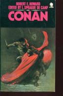 Howard Conan Editet Sprague De Camp Belle Couve Frazetta Tbe Sphere - Books, Magazines, Comics