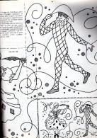 TOUTE LA BRODERIE 1977 JOURNAL DES BRODEUSES 98 Pages 34 ALPHABETS 140 MONOGRAMMES DRAPS ENFANT - Point De Croix