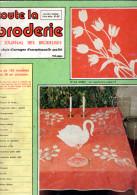 TOUTE LA BRODERIE 1983 JOURNAL DES BRODEUSES 104 Pages SACS PRENOMS BAVOIRS ROBES ANIMAUX - Point De Croix