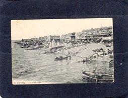 60541   Regno  Unito,   Worthing,  The West Parade,  VG  1912 - Worthing