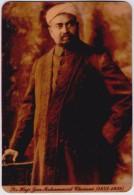 India, Sir Kazi Jan Mohammad Chotani, Ismaili, Religion, Inde Picture Postcard As Per The Scan - Inde