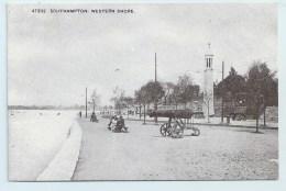 Southampton: Western Shore - Sepiatone - Southampton