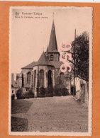 CPA * * FONTAINE-L'EVEQUE * * Eglise St-Christophe, Vue De Derrière - Fontaine-l'Evêque