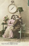96798  -  Fantaisie   Couple   Le Baromètre Des Epoux - Couples