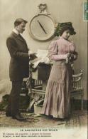 96799 -  Fantaisie   Couple   Le Baromètre Des Epoux - Couples