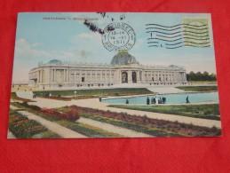 TERVUREN - TERVUEREN   - Musée Colonial  -   1911   - (2 Scans) - Tervuren