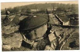Ruines Du Fort De Loncin, Coupole Pour 2 Canons De 15cm (pk27930) - Liege