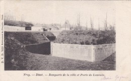 Diest - Remparts De La Ville Et Porte De Louvain - Diest