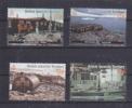British Antarctic Territory 2001 Port Lockroy 4v ** Mnh (20627F) - Brits Antarctisch Territorium  (BAT)