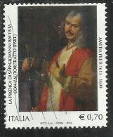 ITALIA REPUBBLICA ITALY REPUBLIC 2013 MATTIA PRETI USATO USED OBLITERE´ - 6. 1946-.. Republic