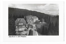 HOTEL U. Kurhaus Ruhestein  An Der Schwarzwaldhochstrasse , Höhenlage 920 M - Allemagne