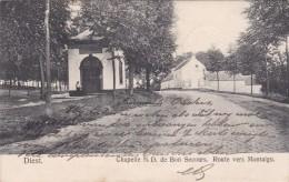 Diest -chapelle  De N.D De Bonsecours - Route Vers Montaigu - Diest
