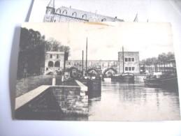 België Belgique West Vlaanderen Omgeving Kortrijk Brug Boten - Kortrijk
