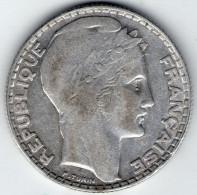 . FRANCE . 10  FRANCS . 1932 . ARGENT ? - France