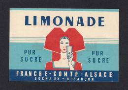 Etiquette De Limonade. - Otros